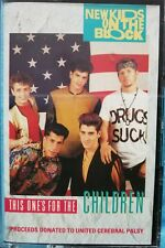 New Kids On The Block : This One's For The Children - Cassette Single