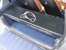 Smart ForTwo 450 Laderaumabdeckung, Kofferraumabdeckung, Schwarz , NEW