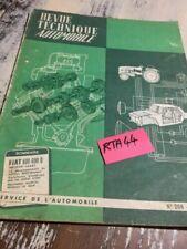 Revistas, manuales y catálogos de motor Multipla Fiat