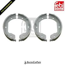 Hand Brake Shoes Rear FOR BMW E61 04->10 2.0 2.5 3.0 4.4 4.8 5.0 Touring
