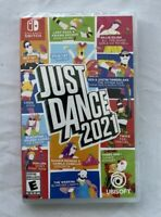 Ubisoft's Just Dance 2021 for Nintendo Switch NEW / SEALED - FAST SHIPPING