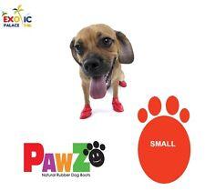 2 Scarpe per cani Pawz Scarpetta Impermeabile Taglie varie 1 Paio colorata Small