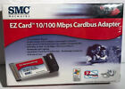 SMC Networks 10/100 MBps Cardbus Adapter EZ Networking SMC8036TX