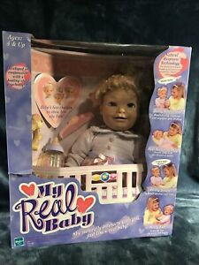 Hasbro My Real Baby New-NOS