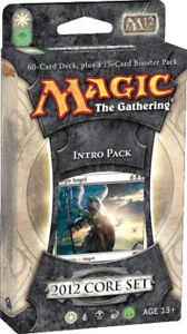 Magic 2012 / M12 Intro Pack Sacred Assault (ENGLISH) SEALED NEW MAGIC ABUGames