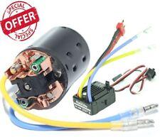 Powerhobby 540 17T Brushed Motor + PH-1060 Waterproof 60A ESC Combo
