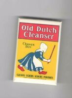 OLD DUTCH CLEANSER advertising pocket purse MIRROR Household detergent