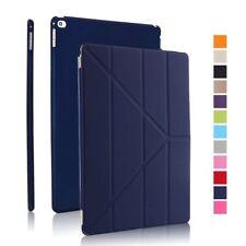 Origami Ultra Delgado de Cuero Magnética Cubierta Estuche Para Nuevo iPad 2 3 4 Mini Pro Air