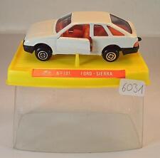 Guisval 1/64 Nr. 101 Ford Sierra Limousine weiß OVP #6031