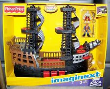 IMAGINEXT PIRATES 2011 PIRATE SHIP SET KOHL'S EXCLUSIVE