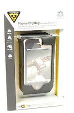 Topeak iPhone 4/4s Dry Bag Bicycle Handlebar Mount New Black