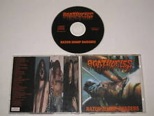 AGATHOCLE/RAZOR SHARP DAGUES (CYBER 19) CD ALBUM