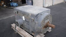 400 HP General Electric Motor, 1200 RPM, 5011LL Frame, DP, 2300/4000 V