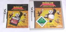 Jeu: Kung Fu Panda légendaire pour la Nintendo DS + Lite + DSI + XL + 3 DS 2 DS