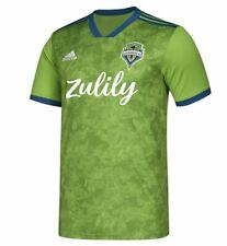 Seattle Sounders FC 2019 Home ZULILY Replica Jersey - Green