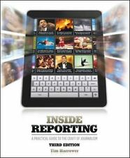 Inside Reporting by Tim Harrower (2012, Paperback)