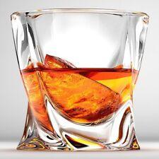 Ashcroft Twist Whiskey Glass, Set Of 2