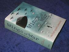 WINGS OF WAR - airborne warfare 1918-1945 Peter Harclerode HB 1st 2005 parachute