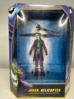 Remote Control Joker Helicopter Batman Toys DC Comic 2CH Infrared Kid Purple