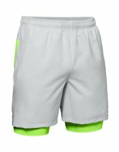 Under Armour Launch SW 2-in-1 Shorts Adults