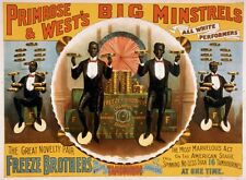 2000+ Vintage VICTORIAN THEATER Circus PERFORMING ART POSTER Ads {.jpg file DVD}