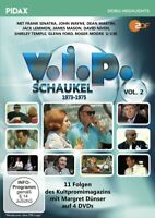 V.I.P.-SCHAUKEL-VOL.2 (1973-19 - V.I.P.-SCHAUKEL  4 DVD NEU
