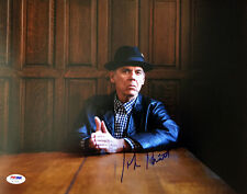 JOHN HIATT SIGNED AUTOGRAPHED 11x14 PHOTO GUITARIST SINGER SONGWRITER PSA/DNA
