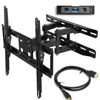 """Everstone TV Wall Mount Fit for Most 23""""-65"""" TVs Dual Articulating Arm Full..."""