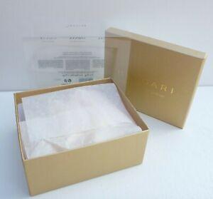Bvlgari The Essence of The Jeweller Omnia Scented Soap Gift Box Set, 3x50g, BNIB