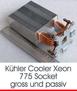 Passive Cooler Copper Plate For CPU Intel Socket 775 V26898-B854-V1 - S6