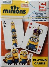 Despicable Me Minions Playing Cards New & Sealed