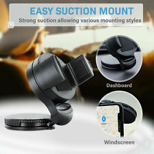 Universal 360 Rotating In Car Windscreen Suction Cup Mobile Phone Mount Holder