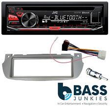 Nissan Pixo 2009 On JVC Bluetooth CD USB MP3 AUX In Car Stereo Fitting Kit