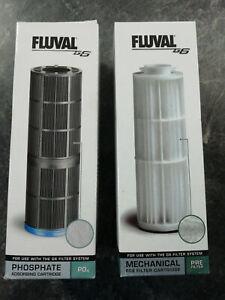 Fluval G6 Phosphate Filtereinsatz A420 und Pre Filter Patrone A416