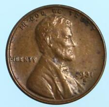 High Grade Semi Key 1931-S Lincoln Wheat Cent US Copper Penny Coin Lot E708