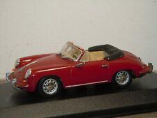 Porsche 356 C Cabrio - Minichamps 1:43 in Box *39057