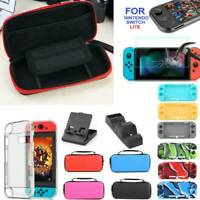 Accessories for Nintendo Switch Lite Carry Case EVA Bag Protector Shell Case #HT