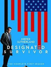 Designated Survivor DVD TEMPORADA 1 (SEASON 1) CON SUBTITULOS EN ESPAÑOL
