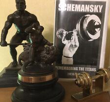 Bodybuilding Powerlifting Original Rare Norbert Schemansky Booklet Book New 2019