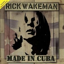 Rick Wakeman - Made In Cuba [New CD]