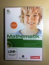 CD Lernvitamin Mathematik 5. Klasse