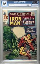 Tales Of Suspense #71 - HALO (7.5 VF-) ' Titanium Man' 1965 - Silver Age