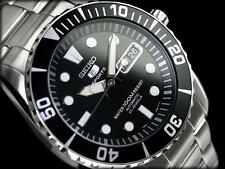 Seiko 5 Sports SNZF17K1 Mens Automatic Submariner 100m Watch