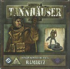 FANTASY FLIGHT GAMES FFG - TANNHAUSER RAMIREZ MINIATURE PACK (2008)