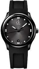 NEW Calvin Klein K2V214D1 Visible Black Dial Men's Watch UK SELLER WARRANTY