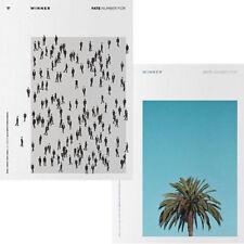 WINNER [FATE NUMBER FOR] Single Album 2VER SET CD+96p Photobook+Postcard K-POP