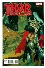1)THOR: GOD OF THUNDER #25(11/14)1:JANE FOSTER AS THOR(CAMEO)RM GUERA(9.8)CGC IT