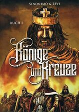 Sinonimo & Levi : Könige und Kreuze Buch 1 ( Limitiert )