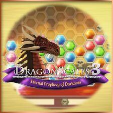 ⭐️ DragonScales 3 - Eternal Prophecy PC / Windows - 3-Gewinnt - BLITZVERSAND ⭐️