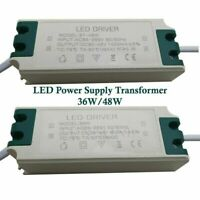 Transformer 36W / 48W Constant Current Driver For LED Lighting Power Supply New